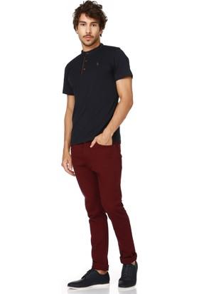 Dewberry T8538 Lacivert Erkek T-Shirt