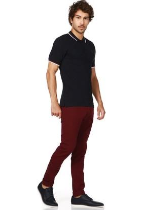 Dewberry T8539 Lacivert Erkek T-Shirt