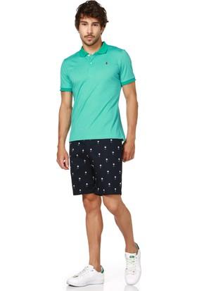 Dewberry T8547 Yeşil Erkek T-Shirt