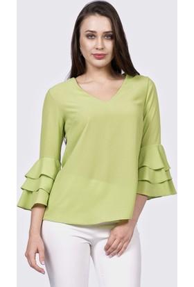 İroni Kadın Bluz 3750