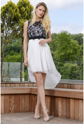 İroni Kadın Elbise 3984