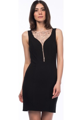 İroni Kadın Elbise 4011