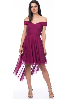 İroni Kadın Elbise 4016