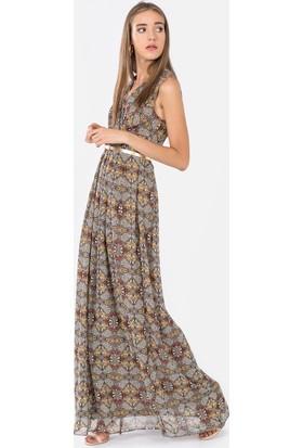 İroni Kadın Elbise 5024
