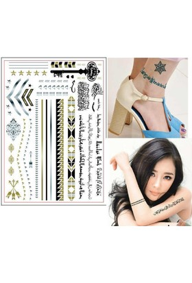 Modamarka-Shop Flash Tattoos® Arapça