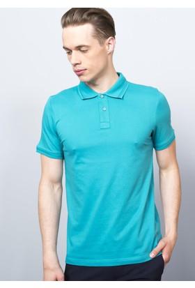 Degarza Mint Erkek Polo Yaka Tshirt