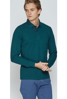 Adze Hunter Erkek Polo Yaka SweaTshirt