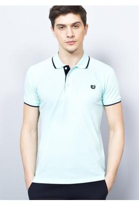 Adze Yeşil Erkek Polo Yaka Tshirt