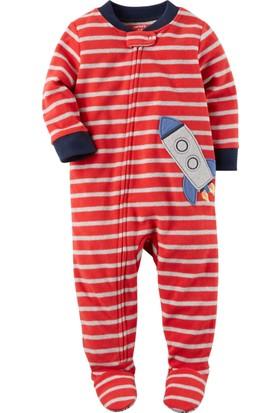 Carter's Küçük Erkek Çocuk Polar Tulum 347G335