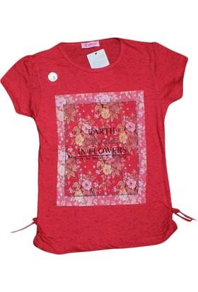 Alfa 3924 Tshirt Nar Çiçeği