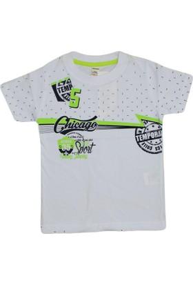 Waxmen 4847 Tshirt Beyaz