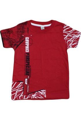 Waxmen 4888 Tshirt Kırmızı