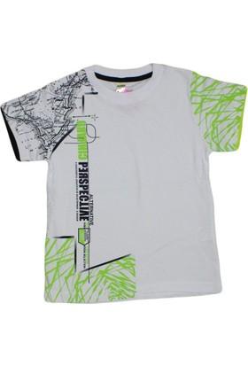 Waxmen 4888 Tshirt Beyaz