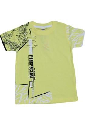 Waxmen 4888 Tshirt Sarı