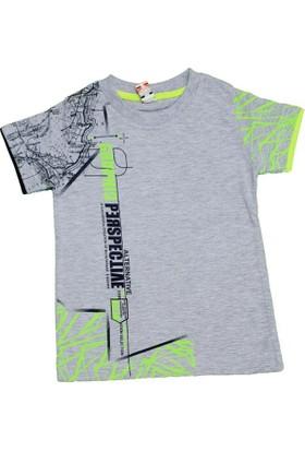 Waxmen 4888 Tshirt Gri