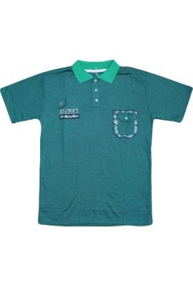 Haknur 5933 Tshirt Yeşil