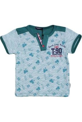 Gess 17440 Tshirt Yeşil