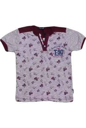 Gess 17491 Tshirt Bordo