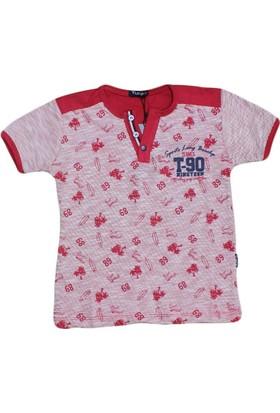 Gess 17491 Tshirt Kırmızı