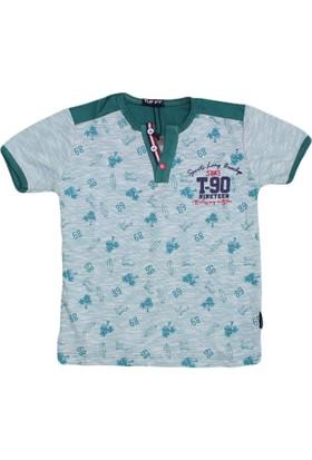 Gess 17491 Tshirt Yeşil