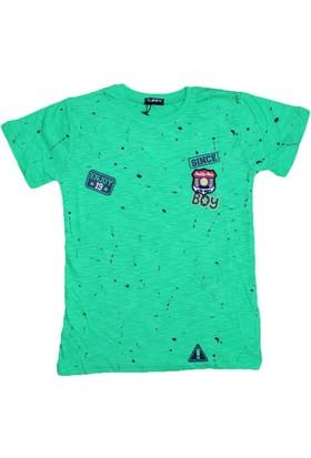 Gess 17531 Tshirt Yeşil