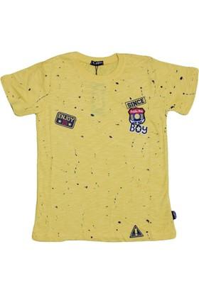 Gess 17531 Tshirt Sarı