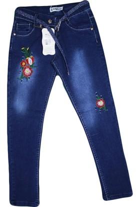 Zeyser 30167 Kız Kot Pantolon