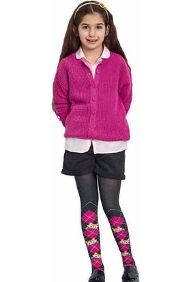 Penti Kız Çocuk Foxy Külotlu Çorap