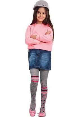 Penti Kız Çocuk Super Dot Külotlu Çorap