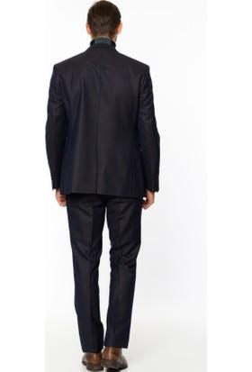 Comienzo Erkek Wiscon Mn Yaka Takım Elbise