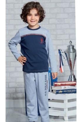U.S. Polo Assn. Genç Erkek Pijama Takımı