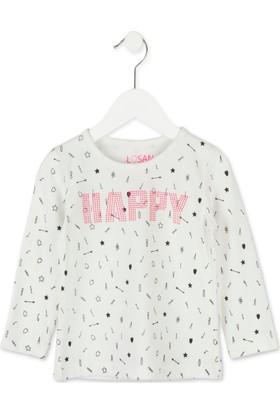 Losan 7261010Ad Kız Sweatshirt