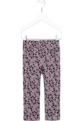 Losan 7266010Ad Kız Slim Fit Pantolon