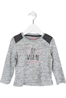 Losan 7266015Ad Kız Sweatshirt