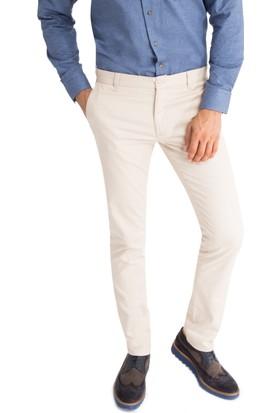 Kiğılı Slim Fit Desenli Pantolon