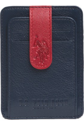 U.S. Polo Assn. Erkek Kredi Kartlık Lacivert