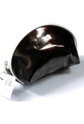 Çeyiz Diyarı Mussel Makyaj Çantası Siyah