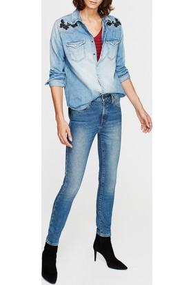 Mavi Tess 90'S Vintage İndigo Jean Pantolon