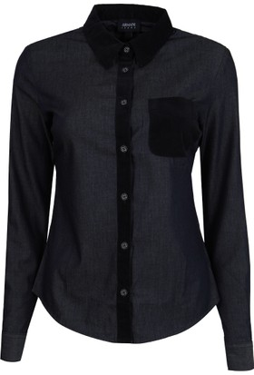 Armani Jeans Kadın Gömlek 6Y5C025Nbyz