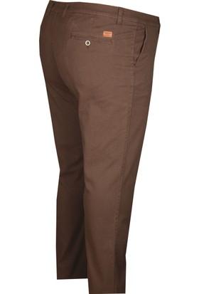 Fala Jeans Chino Pantolon - Kahverengi