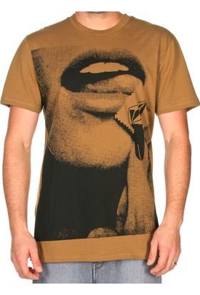 Volcom Acid Tab Ss Bkh T-Shirt