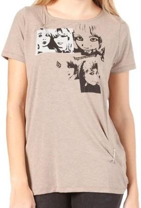 Volcom Missfitz Tee Mus Kadın T-Shirt