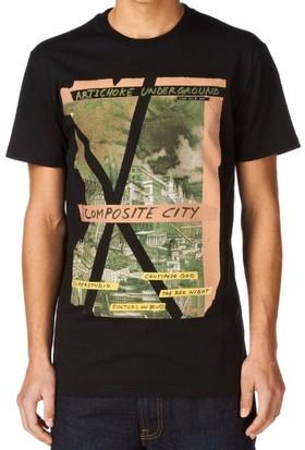 Volcom Fa Freeman Lowe 2 Ss Blk T-Shirt