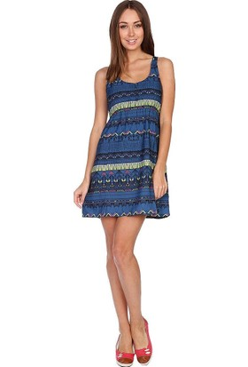 Volcom No Relief Dress Nvy Kadın Elbise