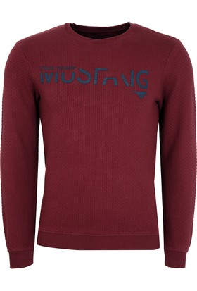 Mustang Erkek Sweatshirt 04M00105889