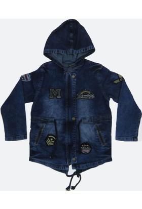 Escabel Kız Çocuk Trençkot Ceket