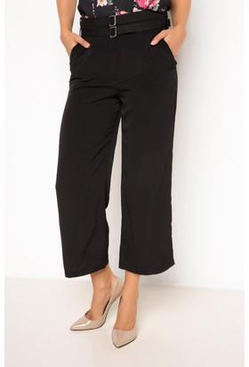 DeFacto Yüksek Bel Düz Kesim Pantolon