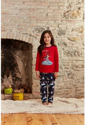 Pierre Cardin Genç Kız Pijama Takımı PC7208
