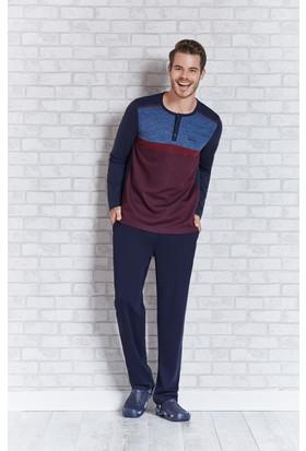 Rolypoly İnterlok Erkek Pijama Takımı RP3118