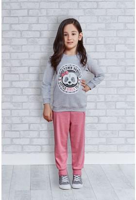 Rolypoly Kız Çocuk Eşofman Takımı RP1176